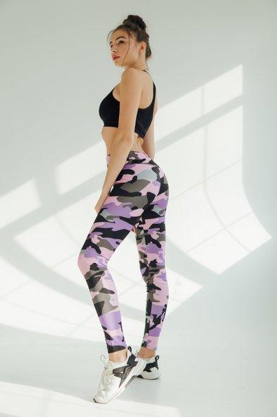 4dbb5b541 Лосины спортивные Military Pink - AKTA SPORT — интернет-магазин ...